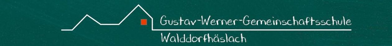 Gustav-Werner-Gemeinschaftsschule Walddorfhäslach