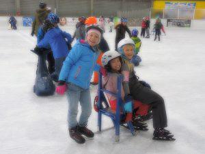 Grundschüler on Ice