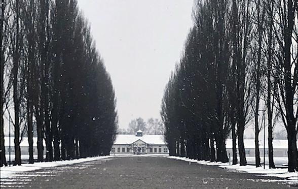 Studienfahrt Gedenkstätte Dachau