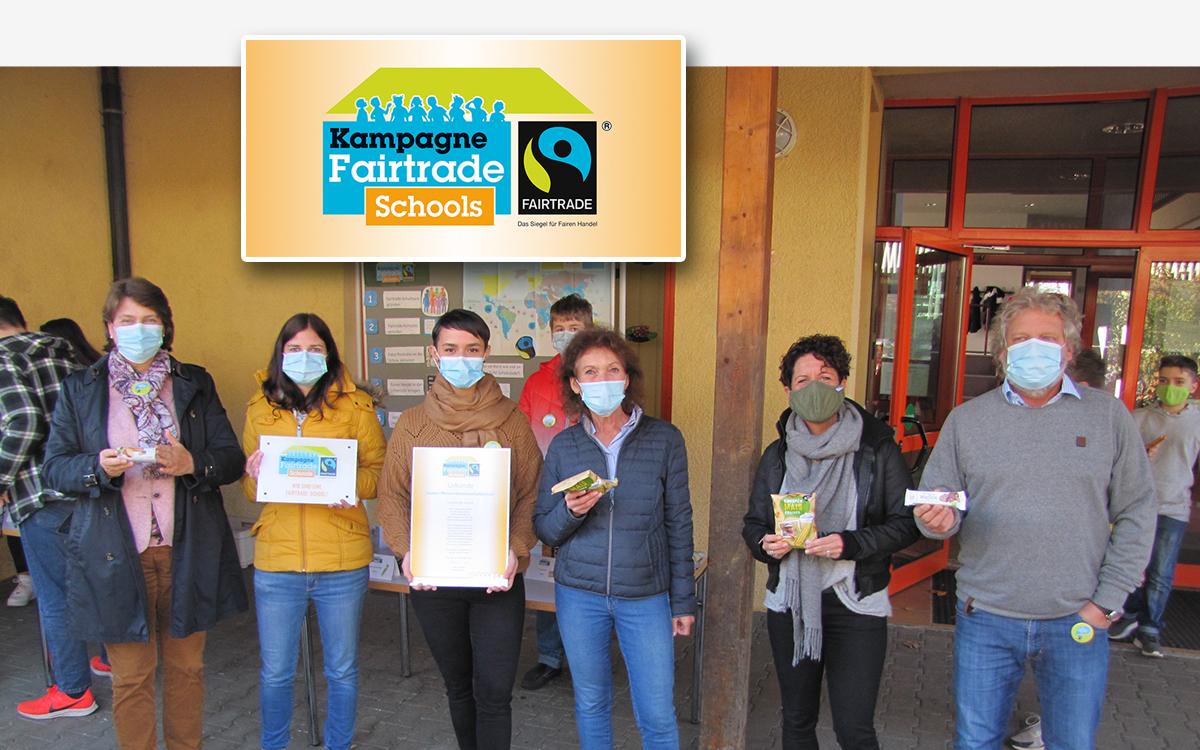 Die GWG ist Fairtrade-School